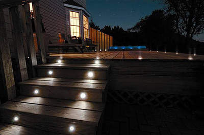 LED Step Lights