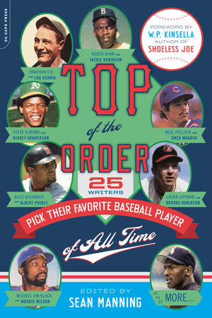 Top of the Order, edited by Sean Manning