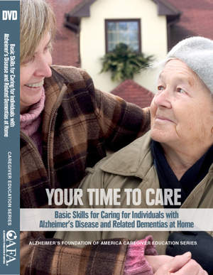 The Your Time to Care DVD