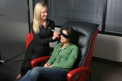 Freedom Quit Smoking Laser Therapy Procedure