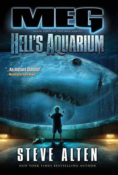 Meg: Hell's Aquarium, by Steve Alten
