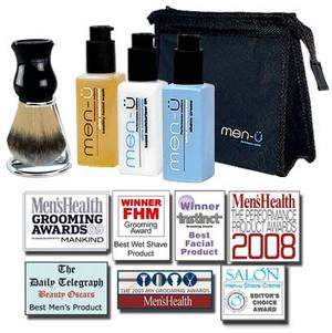 men-u Ultimate Shaving Kit