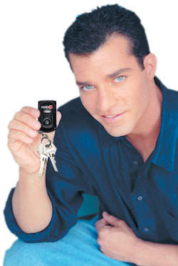 Craig Nabat- Inventor of the FINDIT Key Finder