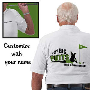 I Like Big PUTTS And I Cannot Lie