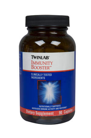 Support Optimal Health with Twinlab Immunity Booster