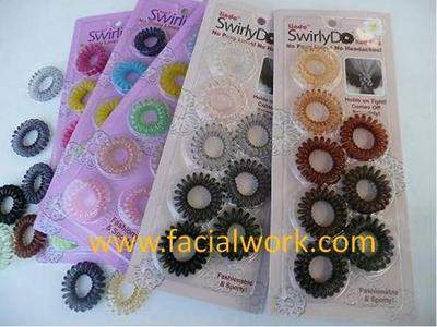 SwirlyDo Hair Ties