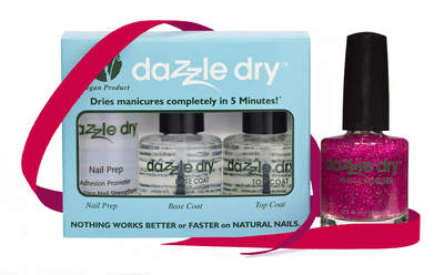 Dazzle Dry Holiday gift set