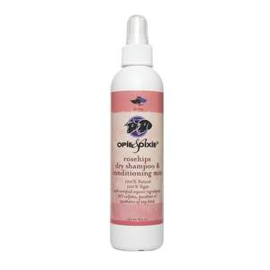 Organic Rosehips Dry Shampoo and Conditioning Mist