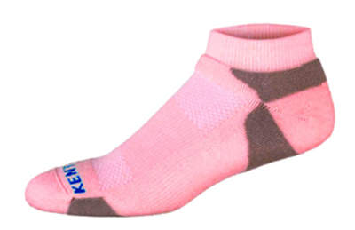 Tour Profile pink performance sock
