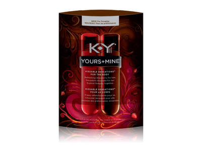 K-Y Brand Kissable Sensations