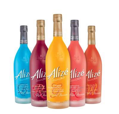 Alize Passion Fruit Liqueur