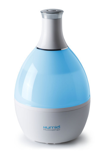 Humio dual humidifier and night lamp