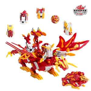 Bakugan: Dragonoid Colossus