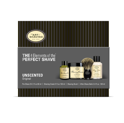 The Art of Shaving Full Size Kit, Unscented