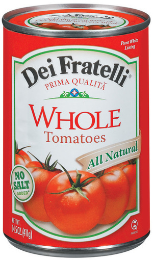 No Salt Added Whole Tomatoes