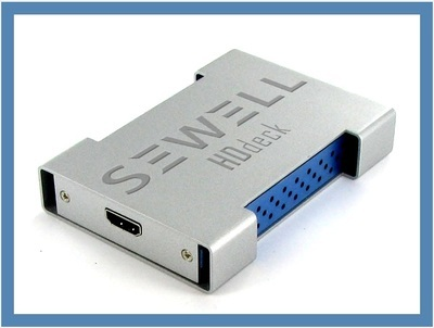 Sewell HDdeck