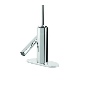 price Pfister's ultra-modern, single-control Contempra Bath Faucet is EPA WaterSense Certified.
