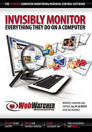 WebWatcher Computer Monitoring Software