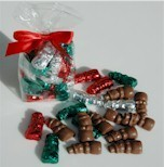 Vermont Nut Free Chocolates Holiday Snowmen