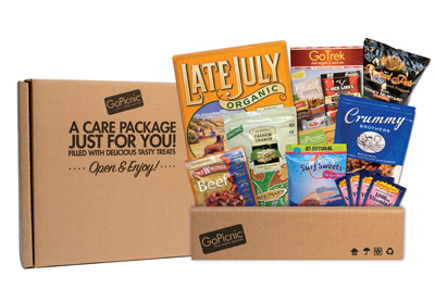 GoPicnic Anytime Family-Friendly Gift Package