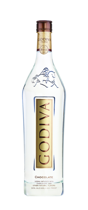 Godiva Chocolate Infused Vodka