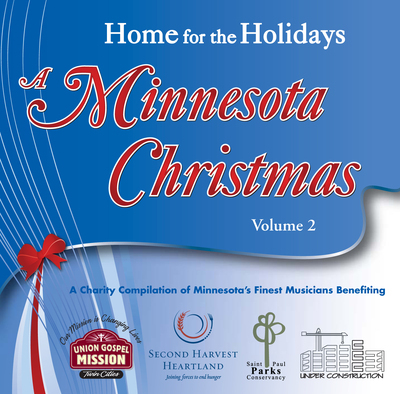 Home for the Holidays: A Minnesota Christmas Vol. 2 - Available on iTunes