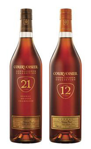 The Courvoisier Connoisseur Collection
