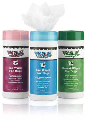 W.A.G. Pet Wipes