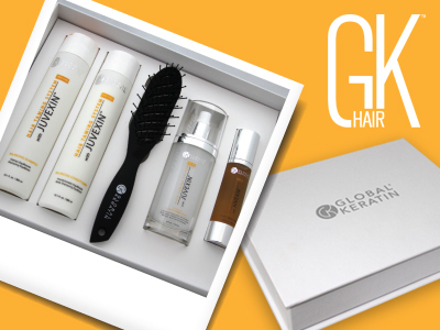 GKhair After-Care Gift Set