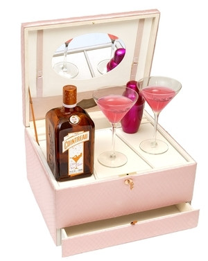 """My Private Cointreau Coffret"" by Dita Von Teese"