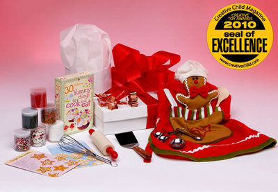 Holiday Cookie Bakng Gift Box