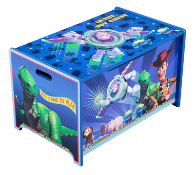 Toy Story Wooden Toy Box