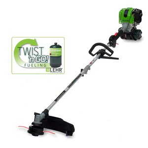 Propane Powered 4-Stroke Detachable Straight-Shaft Eco Trimmer