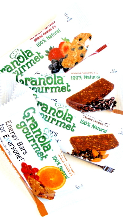 Granola Gourmet Ultimate Energy Bars
