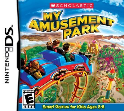 Cover Shot of My Amusement Park for Nintendo DS