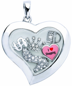 What is in Your Heart? Locket