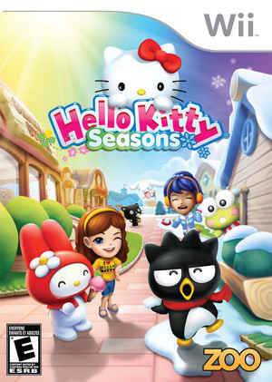 Hello Kitty Seasons for Nintendo Wii/DS