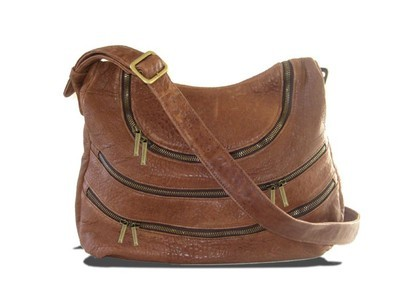 Bryna Addison Messenger Hobo