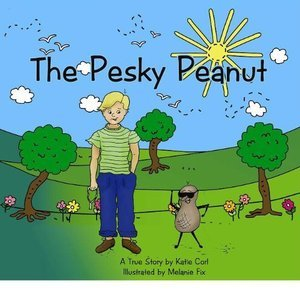 The Pesky Peanut Book Cover