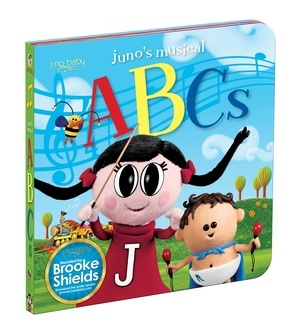 Juno's Musical ABCs Board Book