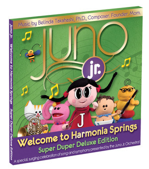 Juno Jr. Super Duper Deluxe Edition CD