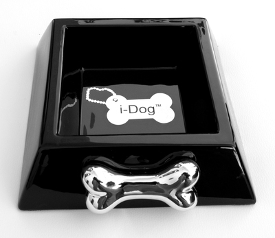 i-Dog Bone Bowl