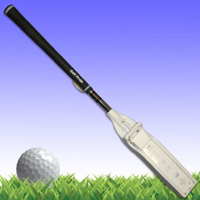 Chicken Stick - Wii Golf Club