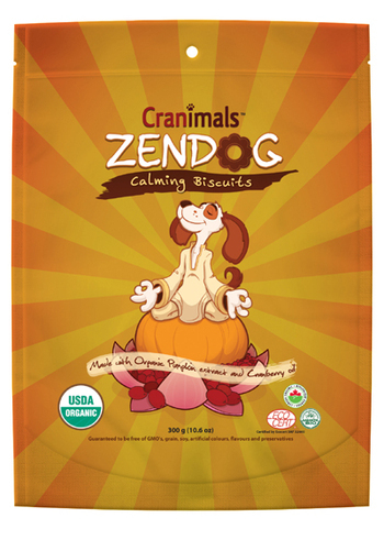 Cranimals Zendog Calming Biscuits
