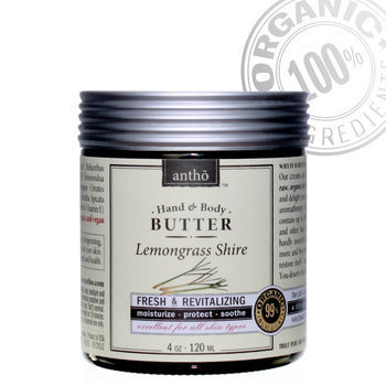99% organic body butter www.anthologyplace.com
