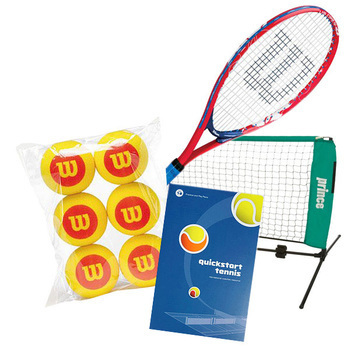 10 and Under Tennis Equipment
