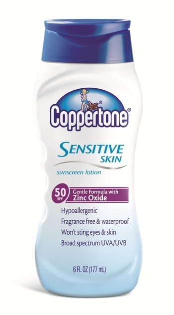 Coppertone Sensitive Skin
