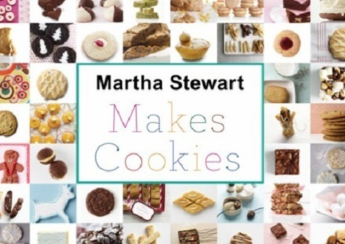 Martha Stewart Makes Cookies 1