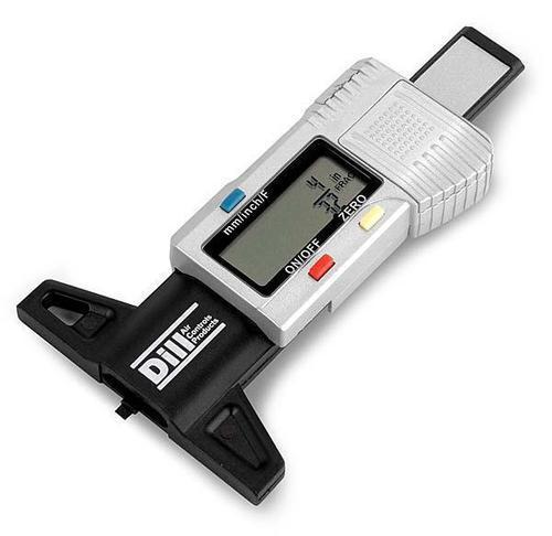 Dill Digital Tread Depth Gauge