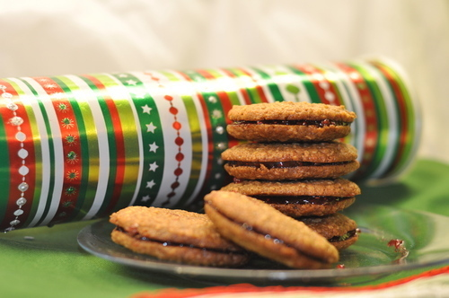 Kringles-Spiced Pringles Cookies by Chef Kyle Shadix